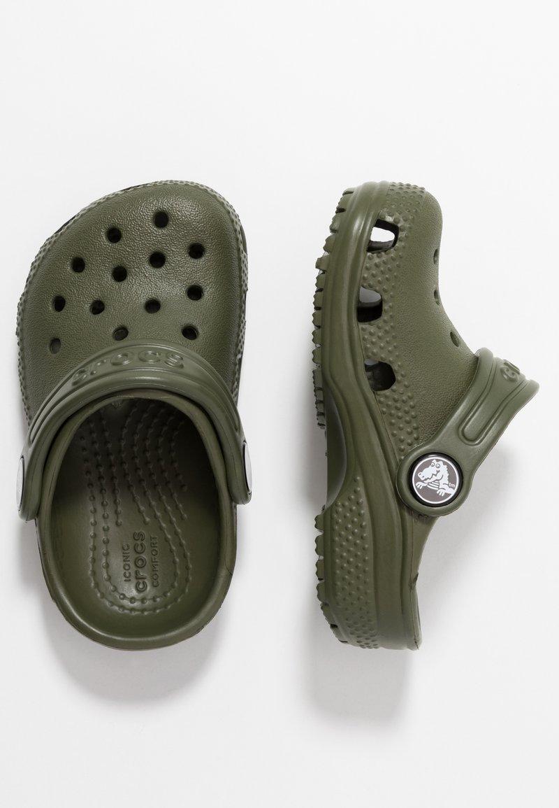 Crocs - CLASSIC  - Chanclas de baño - army green