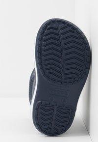 Crocs - CROCBAND RAIN BOOT - Wellies - navy/bright cobalt - 5