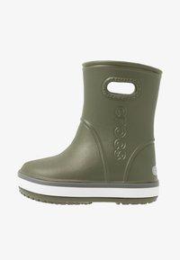 army green/slate grey