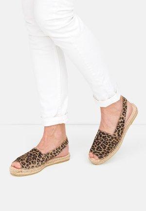LISA - Sandals - brown