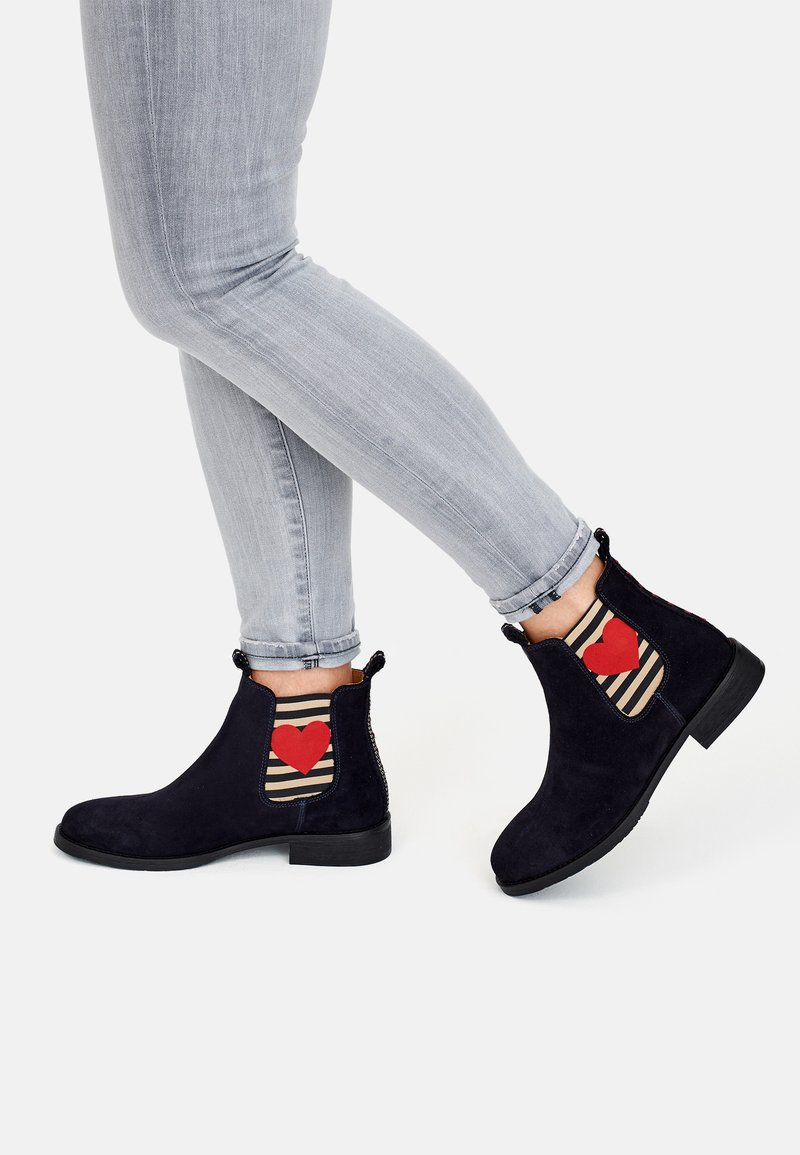 Crickit - Classic ankle boots - dark blue