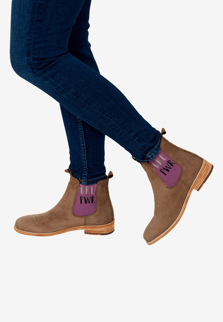 Crickit - JULIA - Ankle boots - taupe