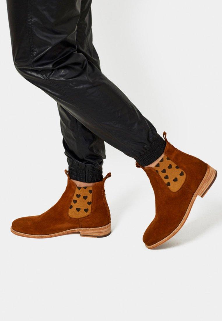 Crickit - JULIA  - Ankle boots - cognac