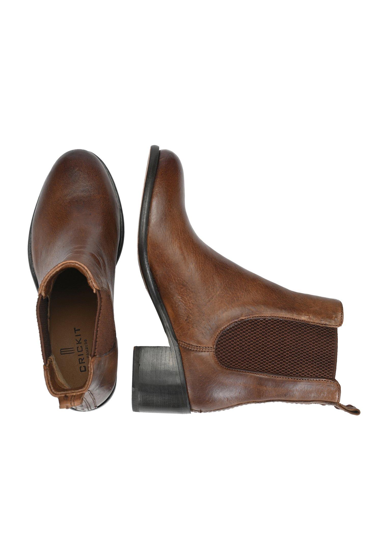 Crickit RAHEL - Støvletter - brown