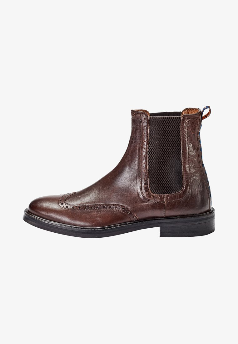 Crickit - OLIVER - Classic ankle boots - dark brown