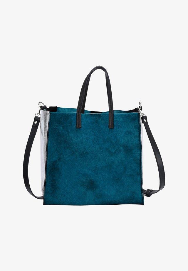 Shopping bags - petrol