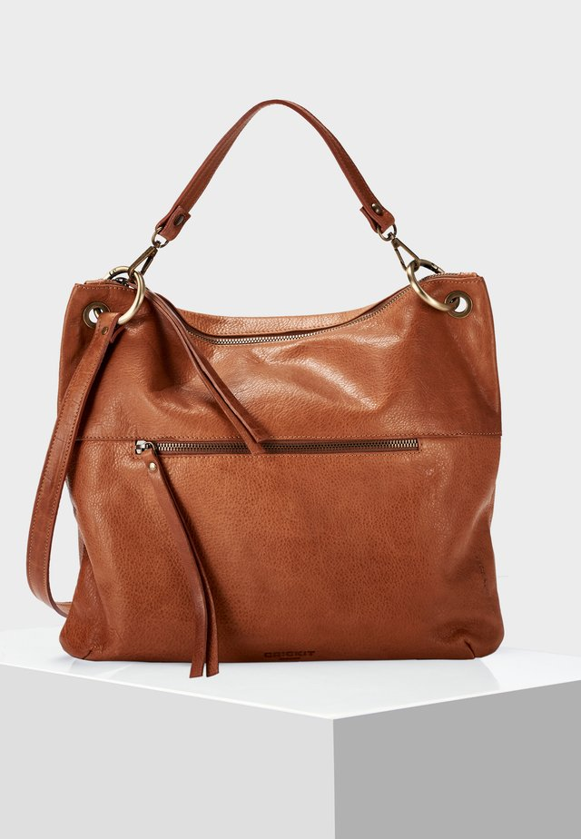 HOBO BAG LUCCA HOBO BAG - Tote bag - beige