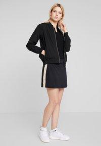 Cross Sportswear - CALI - Poloshirt - black - 1