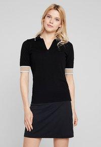 Cross Sportswear - CALI - Poloshirt - black - 0