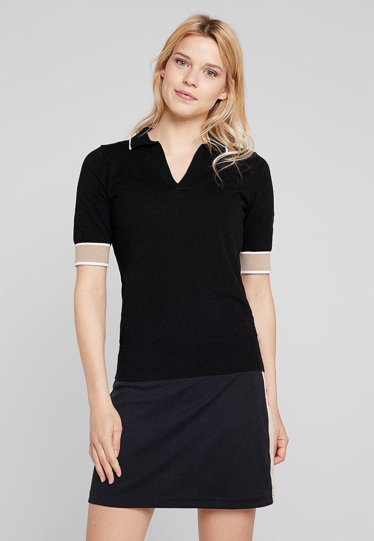 Cross Sportswear - CALI - Polo - black