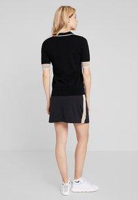Cross Sportswear - CALI - Poloshirt - black - 2
