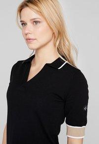 Cross Sportswear - CALI - Poloshirt - black - 4