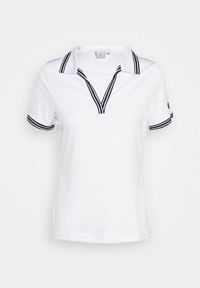 NOSTALGIA - Print T-shirt - white