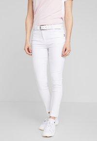 Cross Sportswear - PANTS - Trousers - white - 0