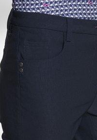 Cross Sportswear - STRETCH PANTS - Bukse - navy - 4