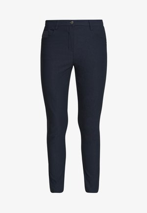 STRETCH PANTS - Bukser - navy