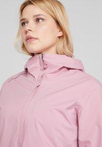 Cross Sportswear - MIST JACKET - Chaqueta outdoor - old pink - 3