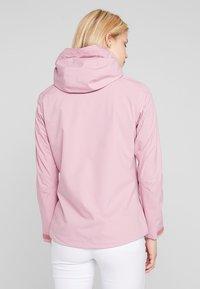 Cross Sportswear - MIST JACKET - Chaqueta outdoor - old pink - 2