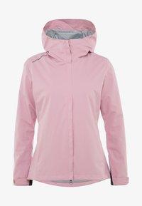 Cross Sportswear - MIST JACKET - Chaqueta outdoor - old pink - 4