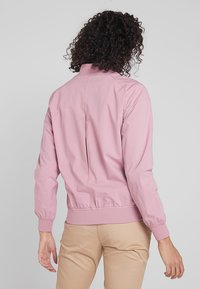 Cross Sportswear - BOMBER JACKET - Impermeabile - old pink - 2