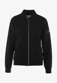 Cross Sportswear - BOMBER JACKET - Regenjas - black - 4