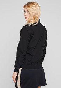 Cross Sportswear - BOMBER JACKET - Regenjas - black - 2