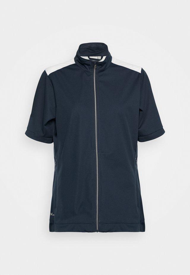 WIND - Waterproof jacket - navy