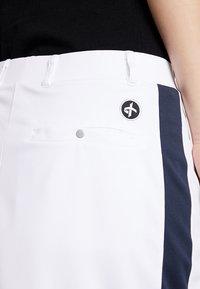 Cross Sportswear - STRIPE SKORT - Jupe de sport - white - 5