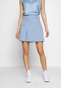 Cross Sportswear - PLEAT SKORT - Sports skirt - forever blue - 0