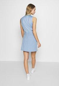 Cross Sportswear - PLEAT SKORT - Sports skirt - forever blue - 2