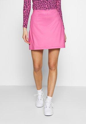 SKORT SOLID - Sportsnederdel - light pink