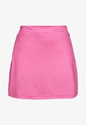 SKORT SOLID - Sportovní sukně - light pink