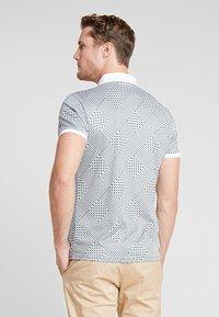 Cross Sportswear - GLENCHECK - Sportshirt - mineral green - 2