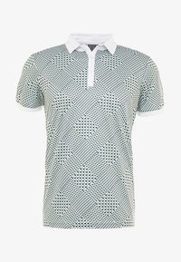 Cross Sportswear - GLENCHECK - Sportshirt - mineral green - 4