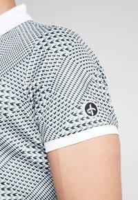 Cross Sportswear - GLENCHECK - Sportshirt - mineral green - 5