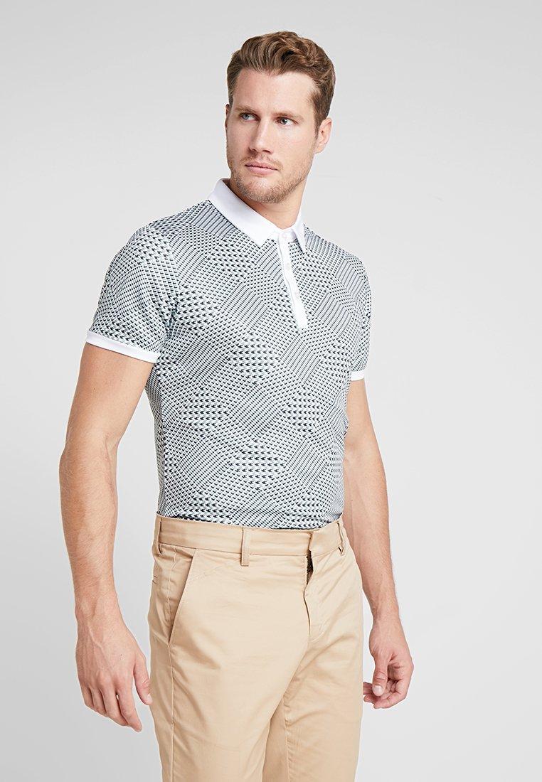 Cross Sportswear - GLENCHECK - Sportshirt - mineral green