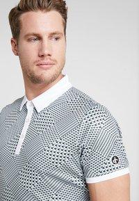 Cross Sportswear - GLENCHECK - Sportshirt - mineral green - 3