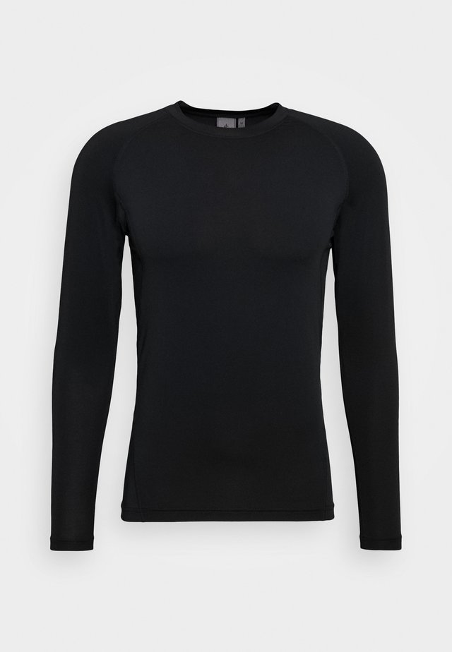 ARMOUR - Long sleeved top - black