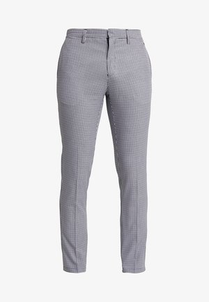 BYRON HOUND TOOTH - Chinos - white