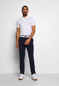 Cross Sportswear - BYRON SOLID - Kalhoty - navy - 1