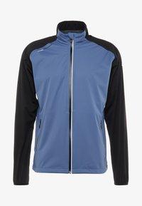 Cross Sportswear - HURRICANE JACKET - Vodotěsná bunda - bijou blue - 6