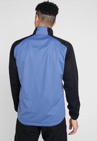 Cross Sportswear - HURRICANE JACKET - Vodotěsná bunda - bijou blue - 2