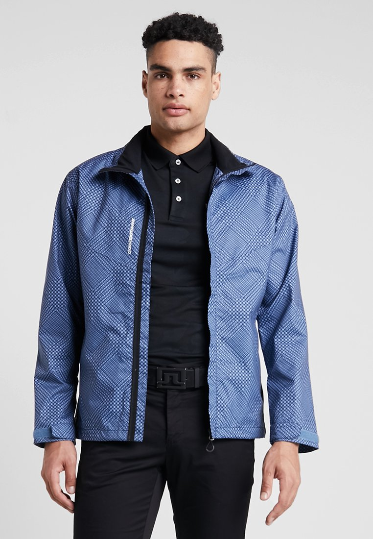 Cross Sportswear - CLOUD JACKET - Hardshellová bunda - stone wash
