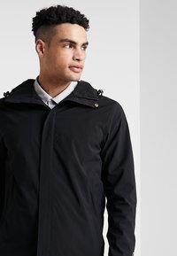 Cross Sportswear - RAIN COAT - Parka - black - 3
