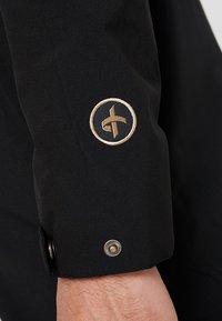 Cross Sportswear - RAIN COAT - Parka - black - 7