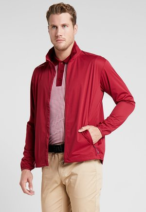 Veste coupe-vent - rumba red