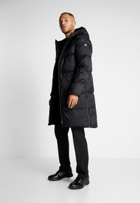 Cross Sportswear - LIGHT COAT - Dunkappa / -rock - black - 1