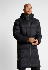 Cross Sportswear - LIGHT COAT - Dunkappa / -rock - black - 0