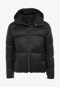 Cross Sportswear - HOODIE - Winterjas - black - 5