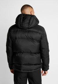 Cross Sportswear - HOODIE - Winterjas - black - 2